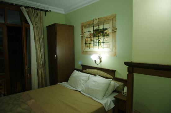 Artefes Hotel Istanbul: Our room