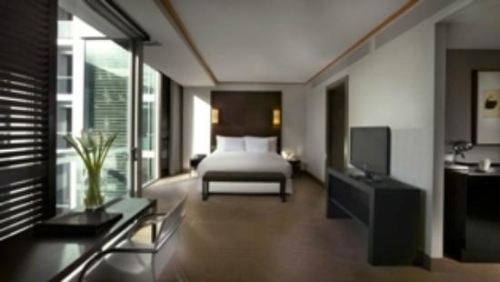 Sofitel Auckland Viaduct Harbour: Luxury Room
