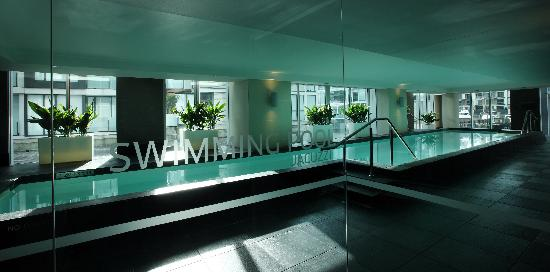Sofitel Auckland Viaduct Harbour: 20 Metre indoor lap pool