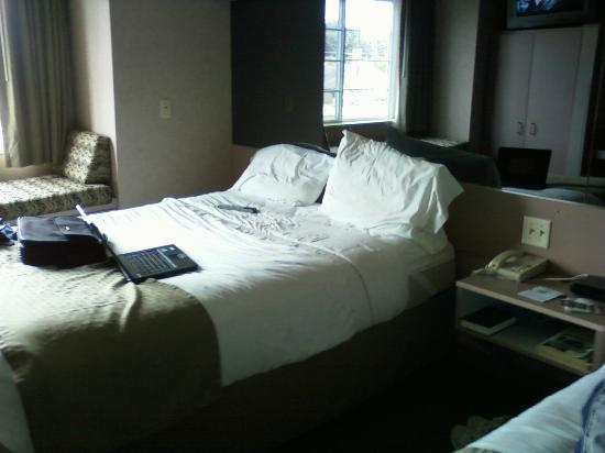 Microtel Inn by Wyndham Onalaska/La Crosse: great bed