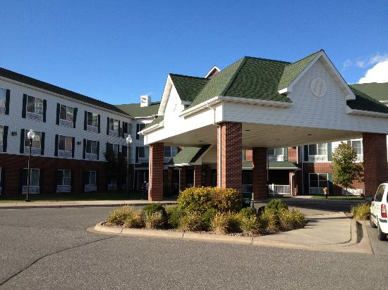 Country Inn & Suites by Radisson, Duluth North, MN: Fint hotel med gode rene rom