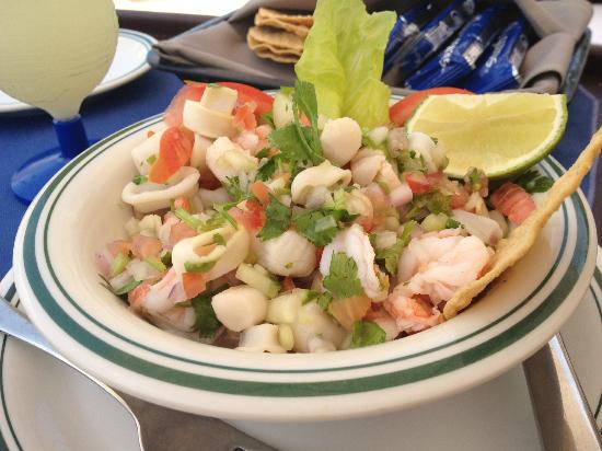 CasaMagna Marriott Puerto Vallarta Resort & Spa: Ceviche. Most excellent.