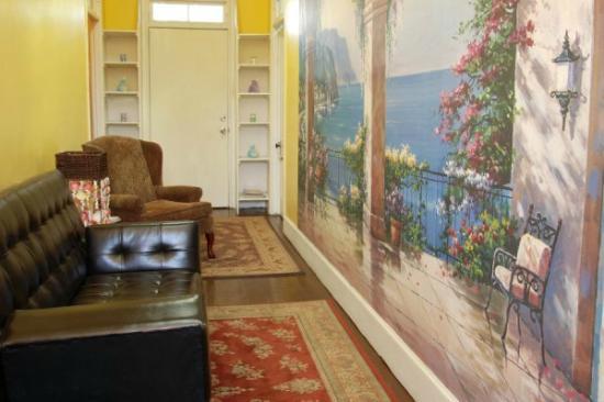 Baha Retreat Spa: Waiting Area