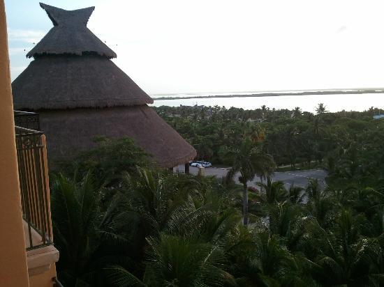 Fiesta Americana Condesa Cancun All Inclusive: vista pra lagoa