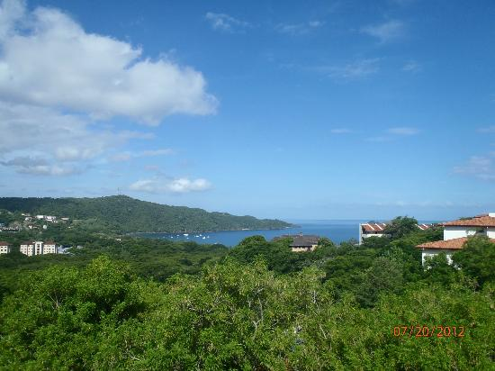 Villas Sol Hotel & Beach Resort: View :)