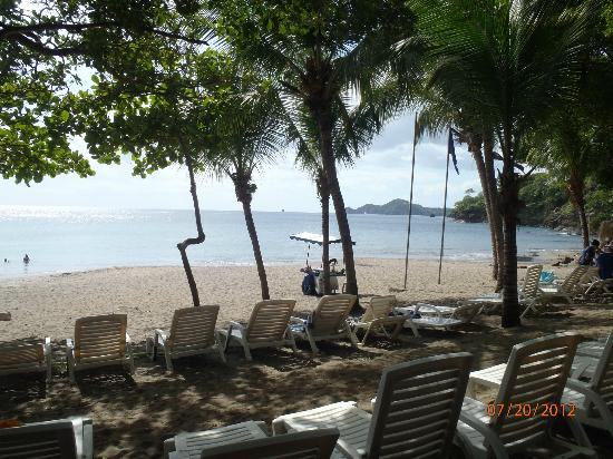 Villas Sol Hotel & Beach Resort: Playa Hermosa- Beautiful beach!