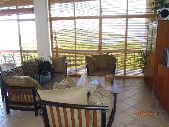 Villas Sol Hotel & Beach Resort: Living room area Villla #67