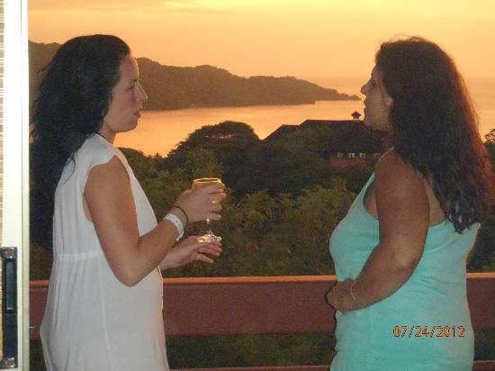 Villas Sol Hotel & Beach Resort: Sunsets were breathtaking!