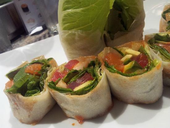 Jimmy's Sushi : Oasis