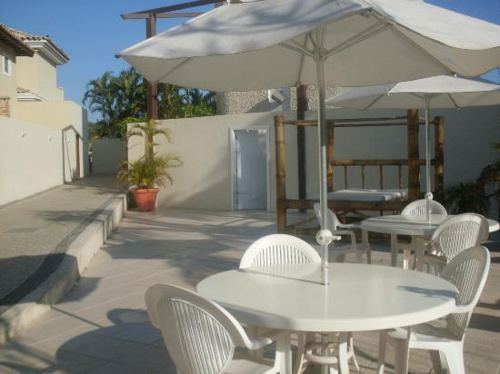 Hotel Don Quijote: area comun