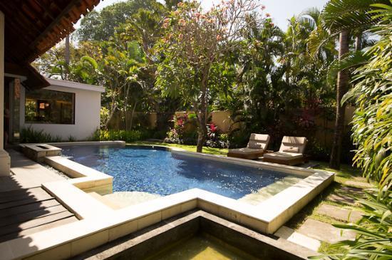 Alaya Dedaun Kuta: One bedroom pool villa - Private pool