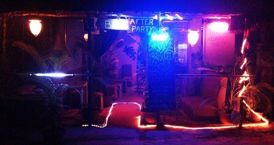 Pink Bar: Cosy bar / After bar of siem reap