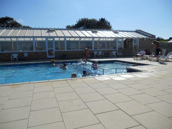 Polmanter Touring Park : Pool