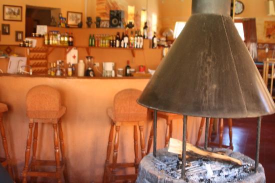 Hosteria & Spa Tradicion Colca: Comedor-bar