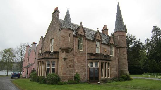 Bunchrew House Hotel: The Hotel