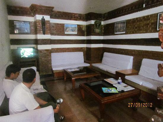 Heritage Home Hotel & Guest House: Lobby