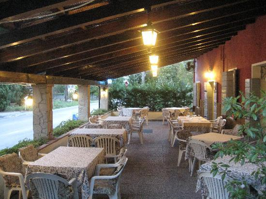 Torreglia, Ιταλία: il Piccolo Rifugio degli innamorati