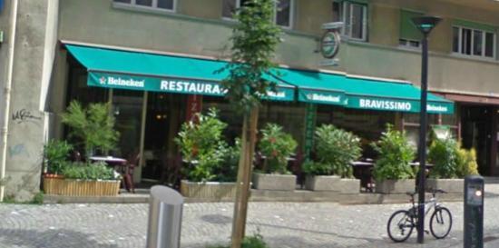 Pizzeria Bravissimo: le restaurant