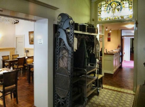 Hotel de Lantscroon : Lobby