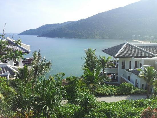 InterContinental Danang Sun Peninsula Resort: View From Room Balcony