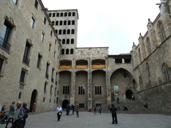 Lower level at Museu dHistoria de la Ciutat - Picture of Museu dHis...