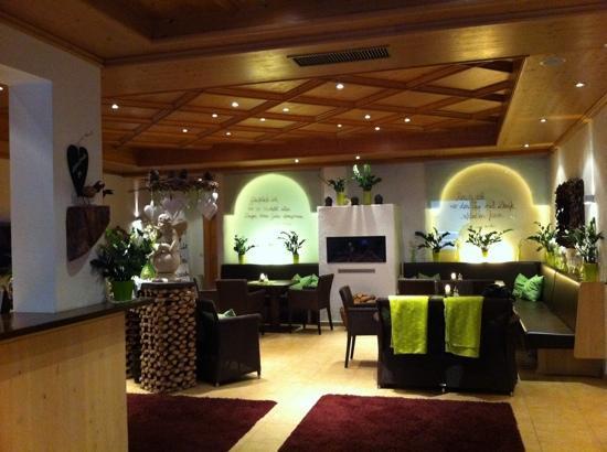 Hotel Stadt Wien: Reception area