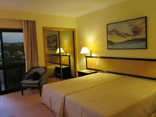 Hotel Miracorgo : interno della camera
