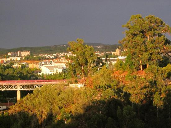 Hotel Miracorgo : vista dalla terrazzina
