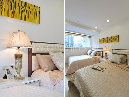 Opohills Boutique Apartments: Bedroom