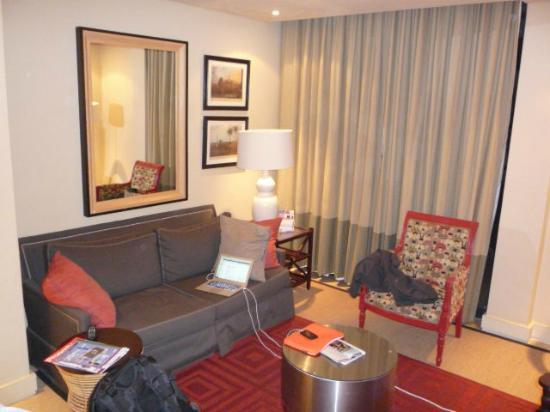 aha Royal Palm Hotel : Sitting room, my office while there