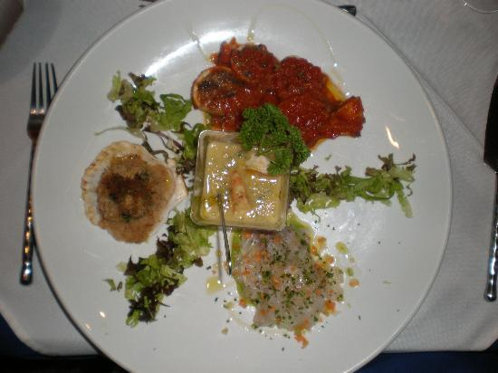 Marco Polo Resort & Restaurant: la cena del ns I° anniversario !