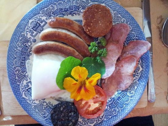 Wits End B & B: COLAZIONE IRLANDESE