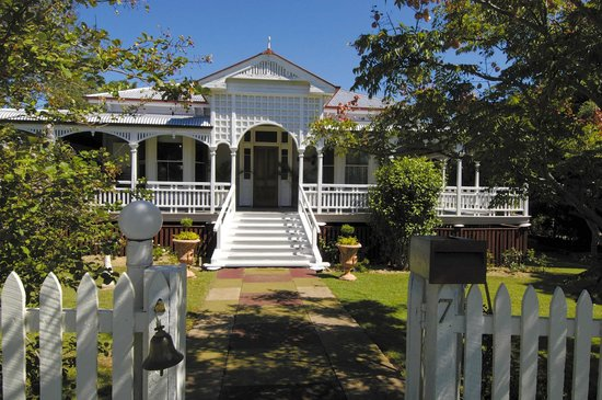 Wiss House Bed and Breakfast: Heritage listed Wiss House