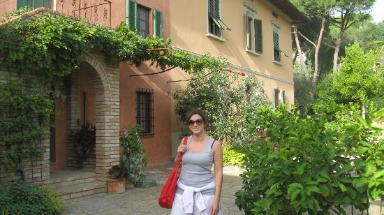Borgo San Benedetto: Villa Sestilia