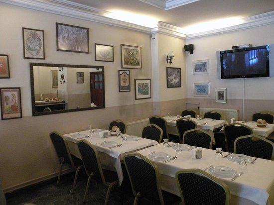 First Apart Hotel : restaurant