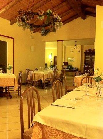 Camburzano, Italia: La sala