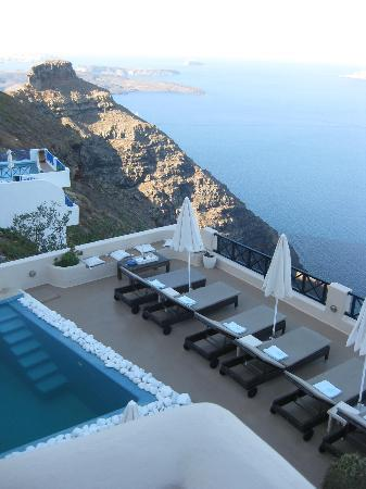 Afroessa Hotel: Pool Area