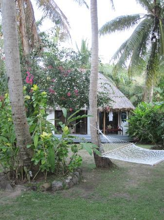 Navutu Stars Fiji Hotel & Resort: Our Bure no 9