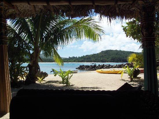Navutu Stars Fiji Hotel & Resort: Beach Front
