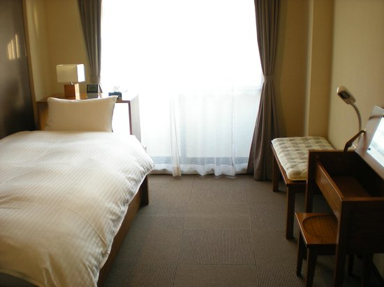 Eco and Tec Kyoto: Single room for 1 person