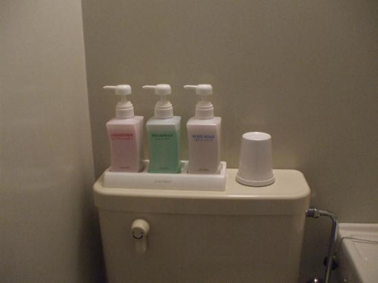 Eco and Tec Kyoto : Shampoo / Conditioner / Body soap