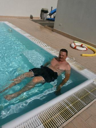 Hotel Prater: piscina dell'hotel