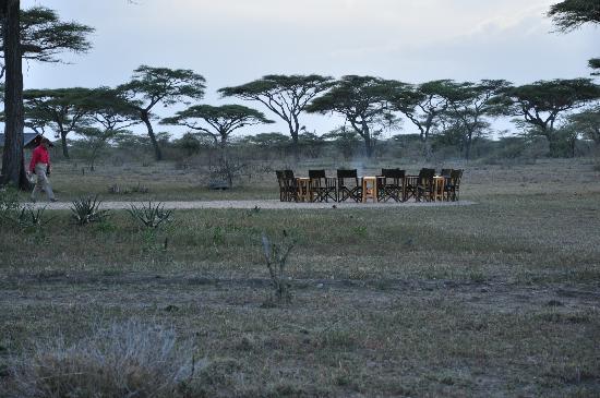 Ndutu Safari Lodge : N'dutu lodge