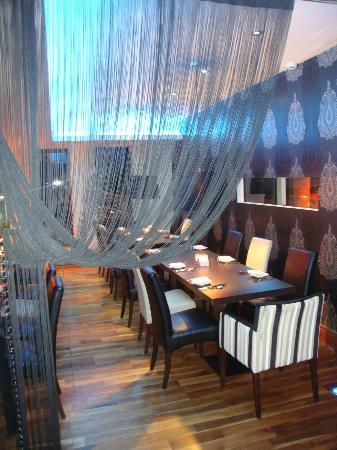 MaCh Restaurant: private dining