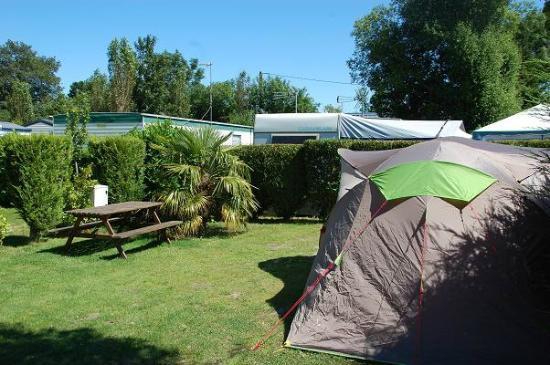 Notre belle place photo de camping du golf dives sur for Camping dives sur mer avec piscine