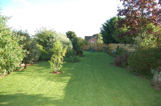 Ashford House: giardino