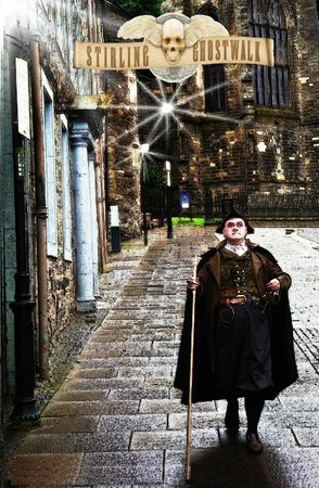 Stirling Ghost Walk