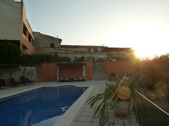 Ca'n Riera Rural Hotel : Pool