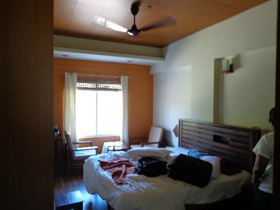 Grand Plaza Munnar: Room Layout
