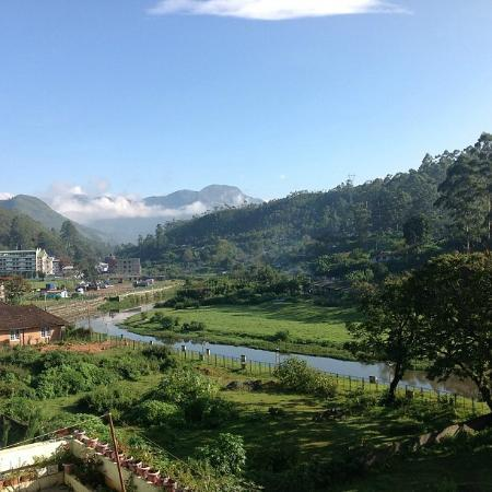 Grand Plaza Munnar: View from Room